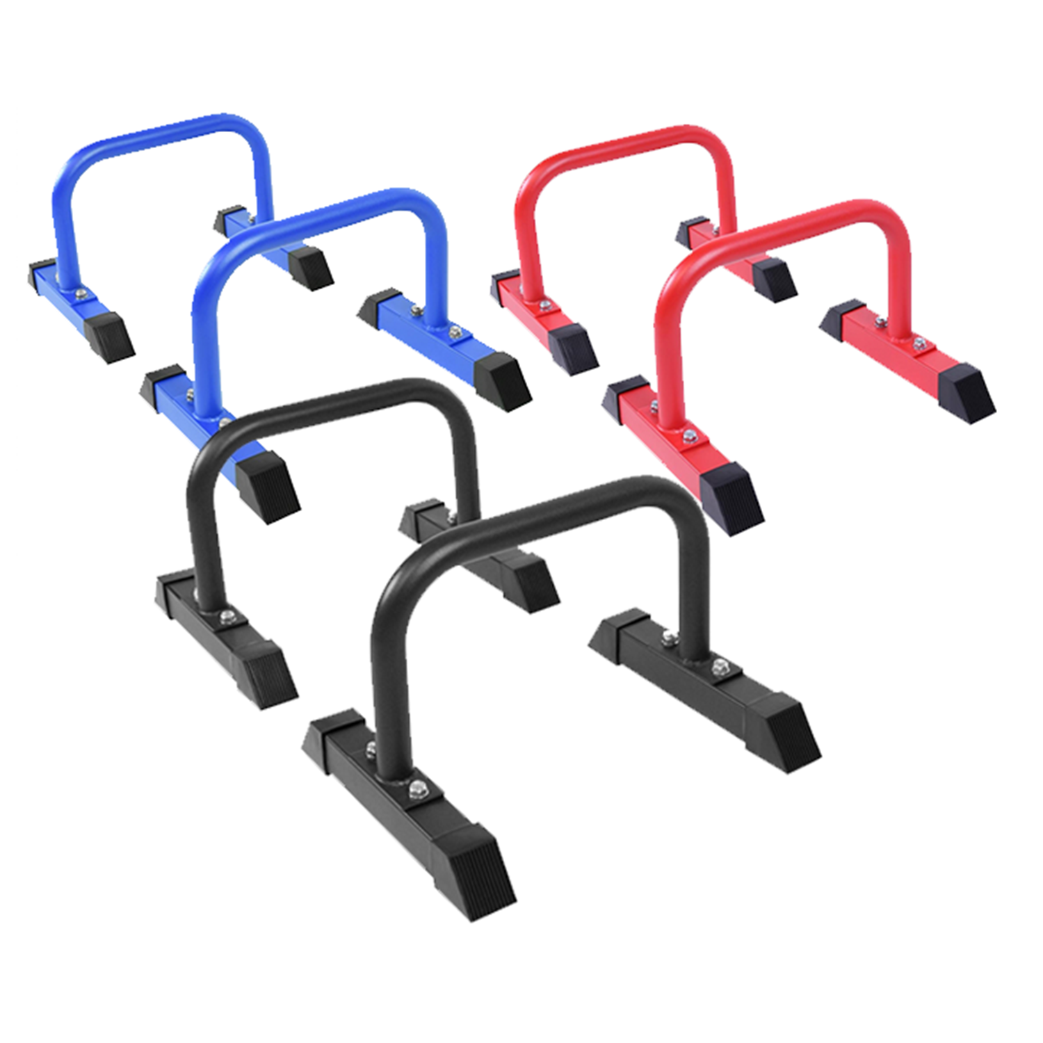 Parallettes Push Up Bars - Low - 1